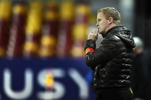 """KV Mechelen gaat tegen Antwerp op zoek naar 9 op 9, mét Vrancken weer op de bank: """"Zonder dommigheden lukt het wel"""""""