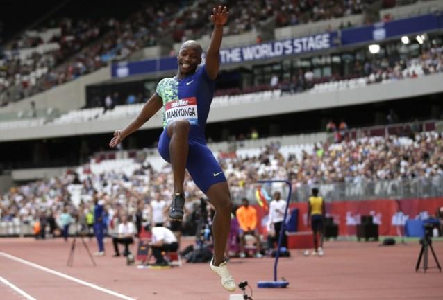 Opnieuw ophef rond doping in atletiek: ex-wereldkampioen verspringen en zilveren medaillewinnaar in Rio, geschorst