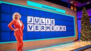 Danskampioen Julie Vermeire is de letterzetter in bijzondere aflevering 'Het rad'