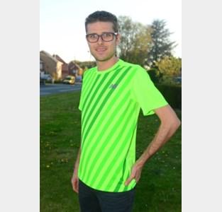 """Stan De Vleminck heeft de smaak nu echt te pakken: """"Vanaf nu loop ik elke maand een marathon"""""""
