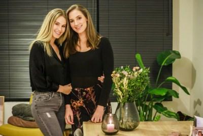 """Voormalig Miss België Lenty Frans stelt haar vriendin Leonie voor: """"Ik heb de spanning er wat in gehouden"""""""