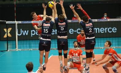 Maaseik verslaat leider Roeselare in topper en komt mee aan kop EuroMillions Volley League