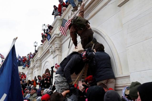 Vrees voor nieuwe, gewapende rellen tijdens inauguratie Biden nu onrustwekkende details over bestorming Capitool uitlekken