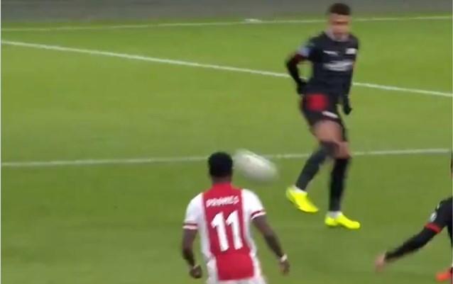Héérlijk hakje bezorgt PSV droomstart in gelijkspel tegen Ajax, topper in Nederland eindigt onbeslist