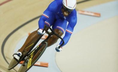 Franse baanwielrenner Grégory Baugé gaat dan toch niet door tot Olympische Spelen