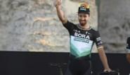 Peter Sagan start na enkele jaren afwezigheid zijn seizoen weer in Omloop Het Nieuwsblad