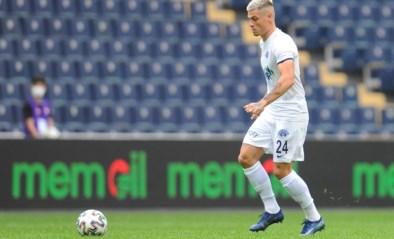Mickaël Tirpan wilde dichter bij thuis voetballen en trekt daarom op huurbasis naar Fortuna Sittard