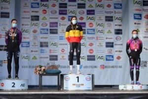 """Alicia Franck tevreden met brons: """"Hopelijk is mijn carrière nu voorgoed gelanceerd"""""""