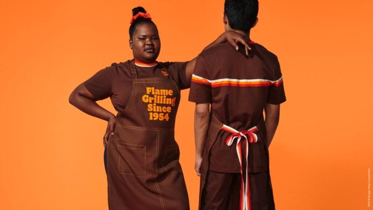 Burger King krijgt na twintig jaar nieuw logo