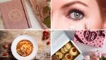 TIPS. Een doosje Belgische oogschaduw en zoete koekjes
