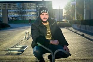 """Imad is net terug van hulpmissie in Bosnië: """"Leven in vluchtelingenkamp is keihard"""""""