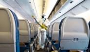Studie toont aan: ondanks voorzorgsmaatregelen kan je besmet raken op vliegtuig