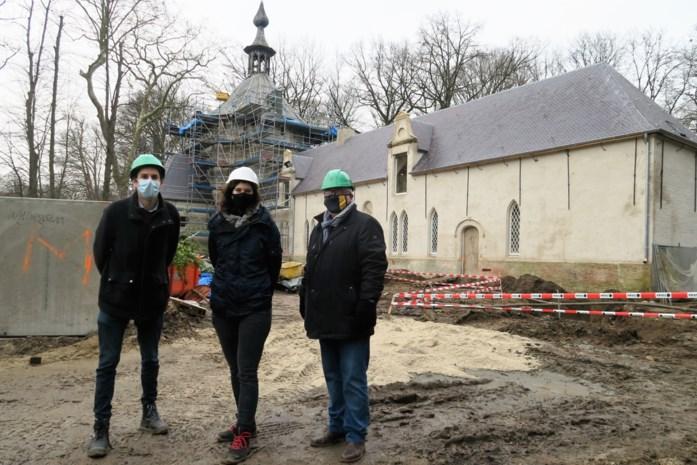 Restauratie Jan Vlemincktoren duurt langer en kost meer