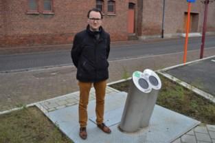 Mirom Menen onderzoekt inplanting ondergrondse sorteerstraatjes in nieuwe verkavelingen