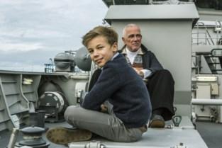 """Lennard (10) schittert naast Gene Bervoets in tweede seizoen Beau Séjour: """"Ik heb veel van hem geleerd"""""""