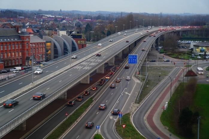 Gent blijft ijveren om de fly-over af te sluiten, maar Vlaanderen heeft andere prioriteiten