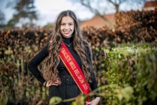 Studente Luna Geens vertegenwoordigt regio Kempen op Miss België 2021