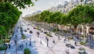 Burgemeester Parijs wil van iconische Champs-Elysées groen park maken