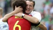 """Marc Wilmots had al contact met Witsel: """"Hij is nog niet out voor het EK"""""""