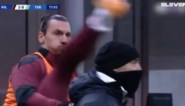 Kung Fu Zlatan: opvallende opwarming van Ibrahimovic