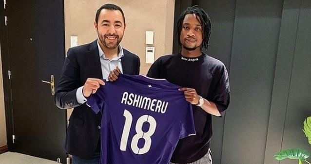 Anderlecht rondt huur Ashimeru af: aankoopoptie van 2,5 miljoen, straks contract voor 4 jaar?