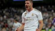 Stevige vervanger voor Bas Dost: Real Madrid stuurt geflopte Luka Jovic terug naar Frankfurt