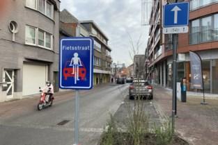 A. Van Landeghemstraat en Overwinningsstraat blijven fietsstraten