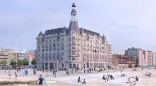"""Verloederd historisch gebouw op dijk herrijst als complex met 70 luxeappartementen: """"The Grant wordt dé architecturale parel aan de Noordzee"""""""