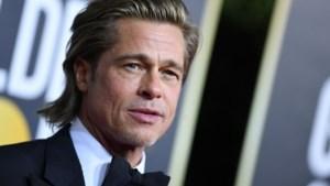Brad Pitt schittert nu ook zelf in reclame voor zijn roséwijn
