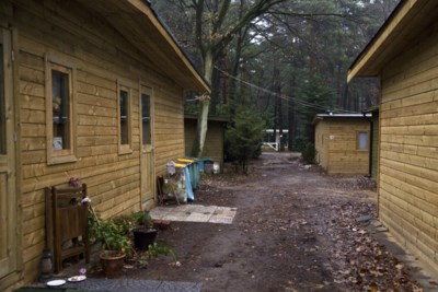 Chaletpark in lockdown na corona-uitbraak: bewoners mogen domein niet verlaten