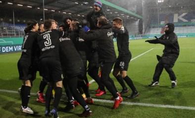 Tweedeklasser Holstein Kiel zorgt voor enorme bekerstunt door Bayern München uit te schakelen