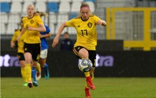 """Jana Coryn (Zulte Waregem) stopt noodgedwongen op haar 28ste: """"Topsport sinds mijn veertiende, mijn knieën zijn op"""""""