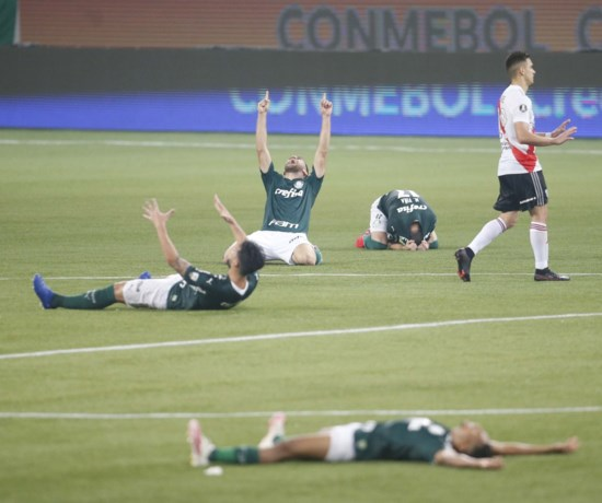 Palmeiras is eerste finalist Copa Libertadores