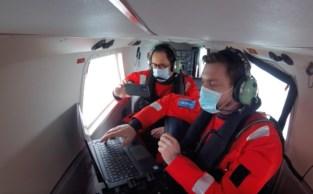 """'Sniffervliegtuigje' speurt naar vervuiling boven Noordzee: """"Resultaten worden gebruikt voor internationale regelgeving"""""""