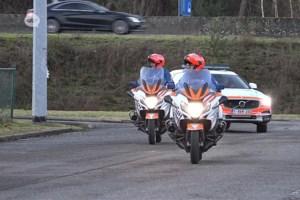 Spectaculaire achtervolging op E19 eindigt in Sint-Job-in-'t-Goor