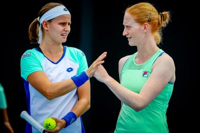 "Greet Minnen staat op hoofdtabel Australian Open: ""Bevestiging dat ik plek op grandslamtoernooi verdien"""