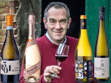 Er vallen heel wat nieuwe wijnen te bespeuren in de supermarkten: onze wijnkenner plukt er vier van het schap