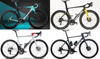 In detail bekeken: de nieuwe fietsen in het World Tour peloton
