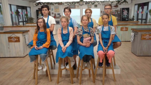 """Twee bakkertjes uit hetzelfde dorp naar huis in 'Junior bake off': """"Ik had het verwacht"""""""
