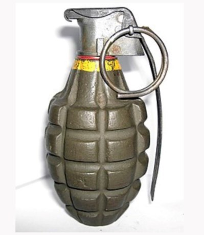 Kind (12) sterft door in antiekwinkel gekochte granaat