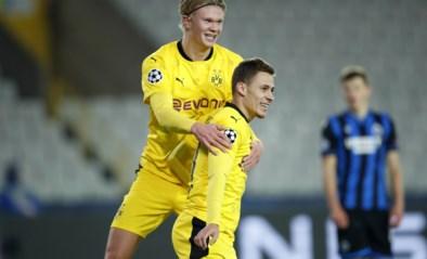 """Dortmund-coach: """"We gaan ervan uit dat Thorgan Hazard niet voor februari op het veld staat"""""""