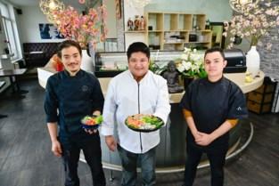 Brasserie Rubenshuis op Grotesteenweg is nu Royal Sushi