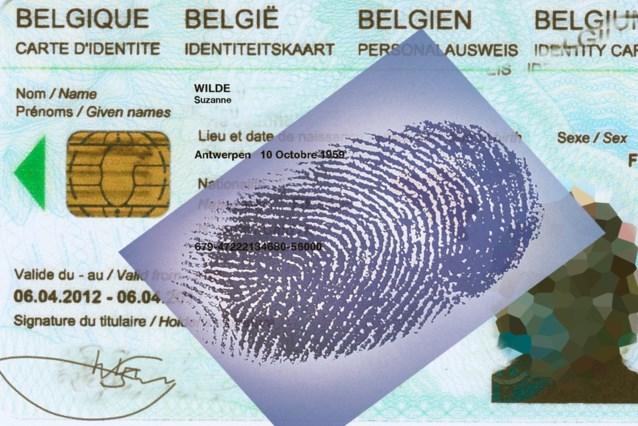 Ondanks negatief advies van privacywaakhond: registratie vingerafdruk op identiteitskaart mag van Grondwettelijk Hof