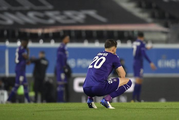 Kampioenenploeg thuis, degradatieploeg uit: Anderlecht pakt op verplaatsing nog niet half zo veel punten als op eigen veld