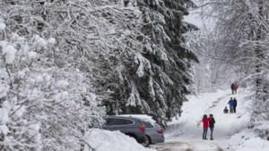 """Winterprik met sneeuw op weg naar Vlaanderen? """"Het zal erom spannen"""""""