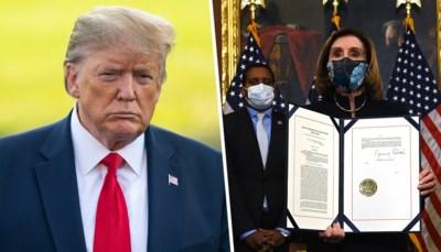 """Dankzij impeachment blijft Trump nog maanden in de schijnwerpers staan: """"De Democraten hadden geen keuze"""""""