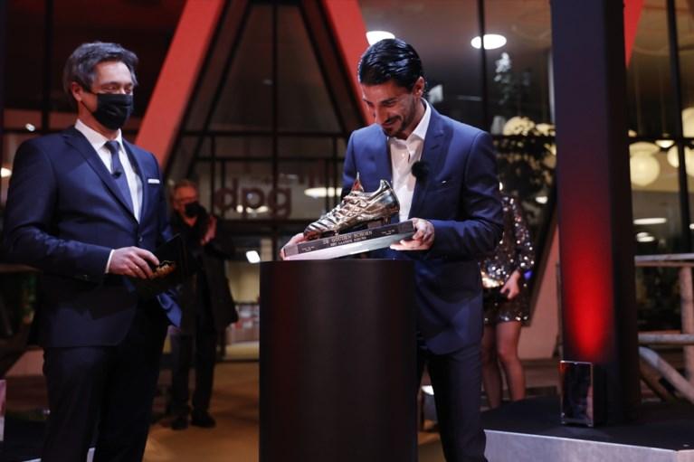 Na tien jaar eindelijk prijs: Lior Refaelov (Antwerp) wint Gouden Schoen