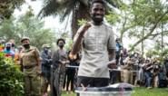 Van de sloppenwijk via de muziek naar de politiek: de popster die de president horendol maakt