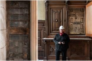 """Vondst zestiende-eeuws raam in stadhuis is verrassing: """"Uitzonderlijk"""""""