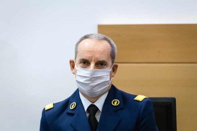"""Commissaris-generaal van federale politie na rellen van woensdag: """"Burgers moeten emoties kunnen uiten, maar dit is onaanvaardbaar"""""""